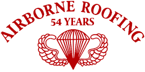 Airborne Roofing Logo