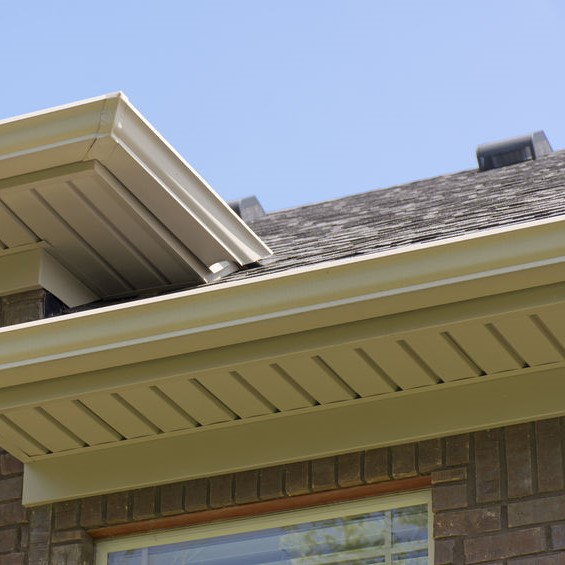 seamless gutters along your roof