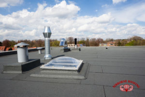 flat roof benefits