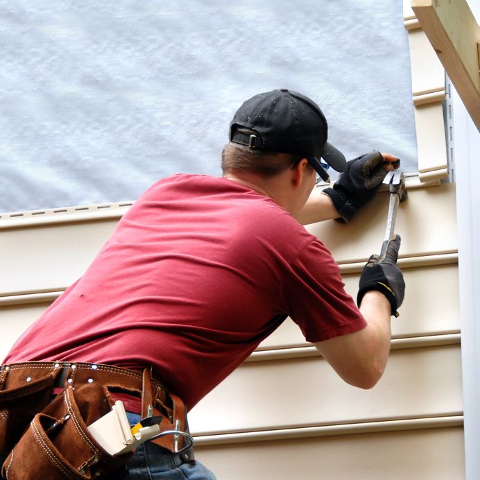 Getting your siding cleaned and refreshed at least once a year can make a huge difference in your home maintenance.